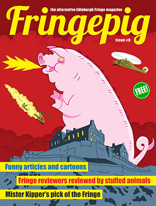 Fringepig: Issue 1