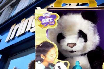 Packet Panda