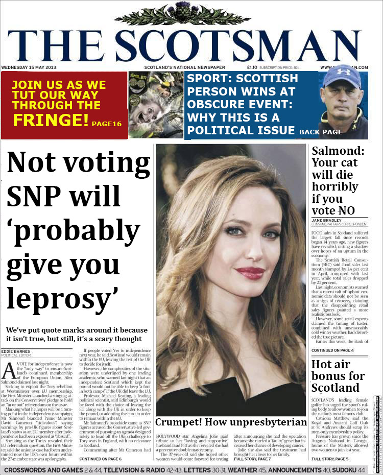 The Scotsman & Wow24/7