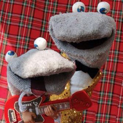 The Scottish Falsetto Sock Puppet Theatre – 5-4-3-2-1 Stars