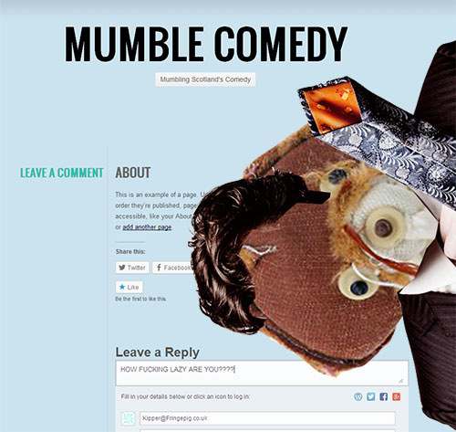 Mumble Comedy