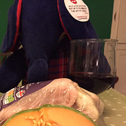 Win Lunch With Mister Kipper!