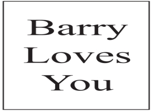 ADVERTISEMENT: Barry Ferns