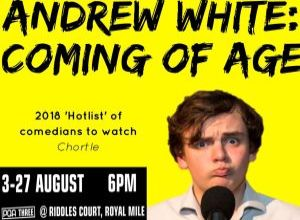 ADVERTISEMENT: Andrew White