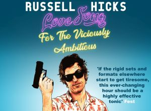 ADVERTISEMENT: Russell Hicks