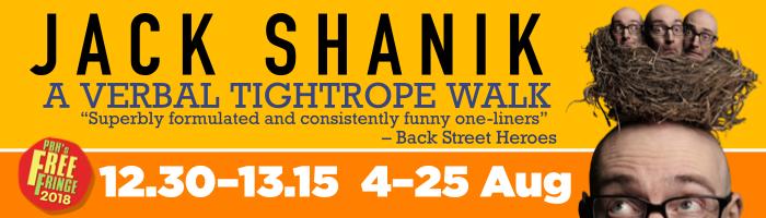 ADVERTISEMENT: Jack Shanik